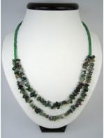 Ожерелье «Крошка» из яшмы
