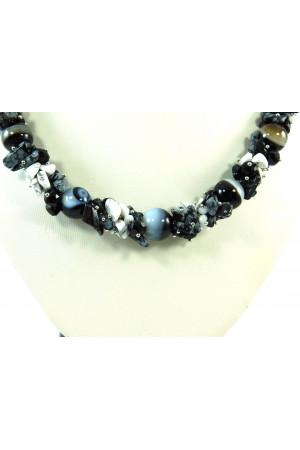 Ожерелье «Вечерний дуэт»