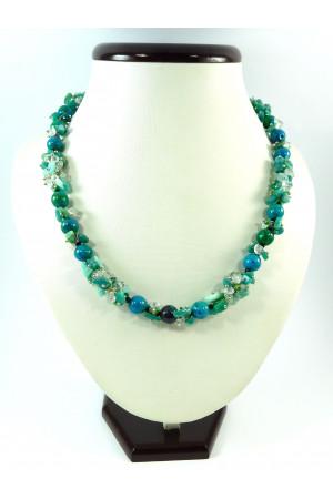 Ожерелье «Зеленый край»