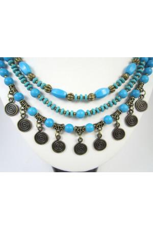 Ожерелье «Бесконечность»