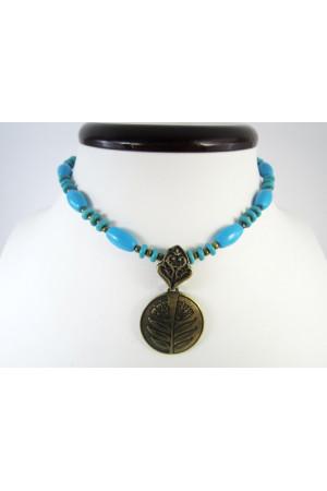 Ожерелье-чокер «Бесконечность»