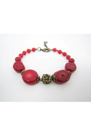 Браслет «Коралові традиції»