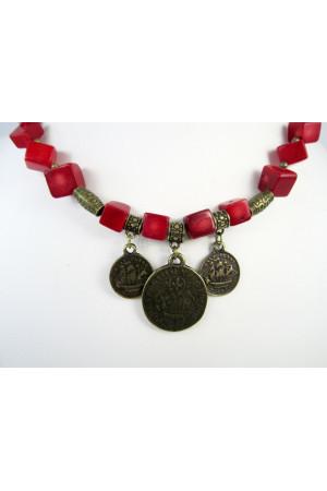 Ожерелье «Звон монет-2»