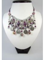 Ожерелье из агата «Панские кораллы»