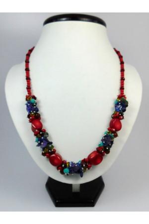 Ожерелье из кораллов «Килиманджаро»