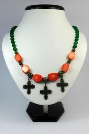 Ожерелье из кораллов «Владимира»