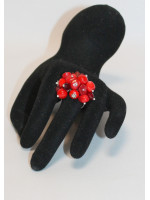 Кольцо «Ягодка»