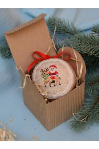 Ялинкова кулька «Санта»