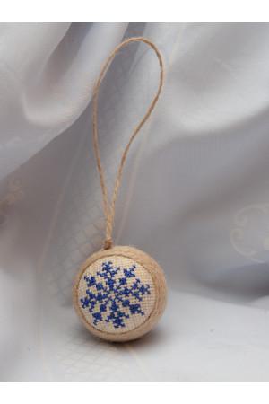 Ялинкова кулька «Крижинка»