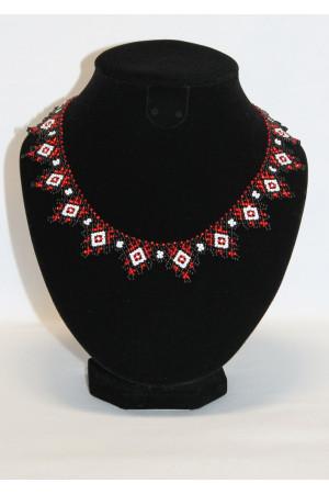 Ожерелье «Мерцание рубина»
