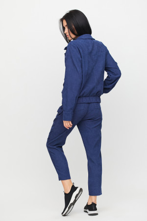 Костюм «Риона» цвета джинс