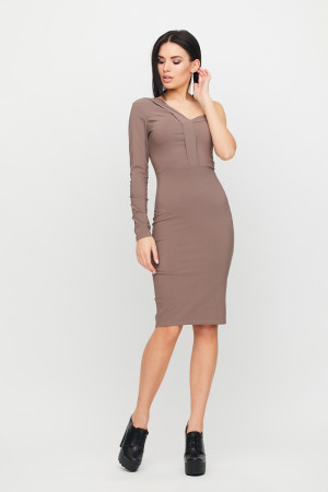 Сукня «Перу» кольору капучино