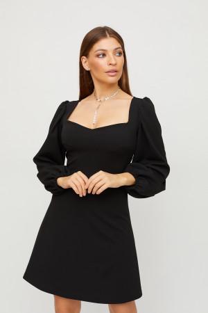 Сукня «Пальміра» чорного кольору