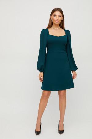 Сукня «Пальміра» темно-зеленого кольору