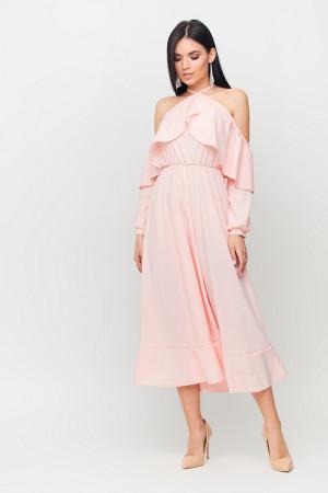 Сукня «Френсіс» персикового кольору