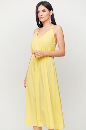 Сарафан «Андре» жовтого кольору