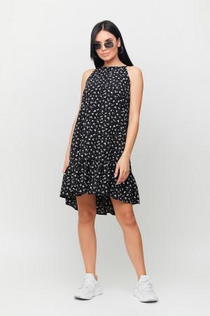 Сукня «Юта» чорного кольору