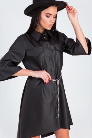Сукня «Сієна» чорного кольору