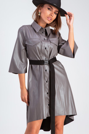 Сукня «Сієна» сірого кольору