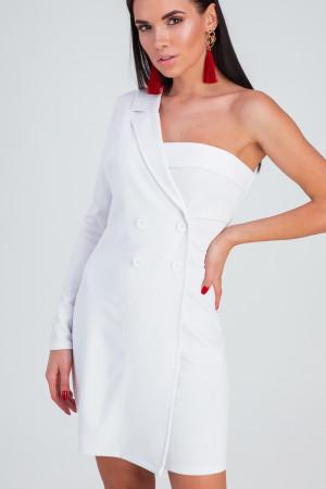 Сукня «Авіньон» білого кольору