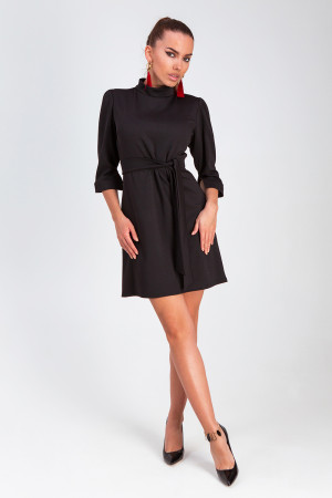 Платье «Капри» черного цвета