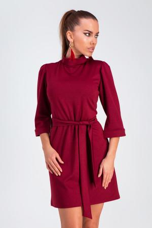 Сукня «Капрі» кольору марсала