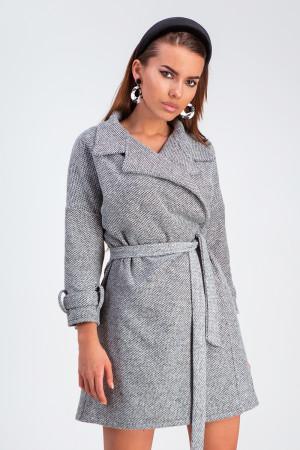 Сукня «Тара» сірого кольору