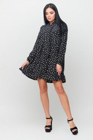 Платье «Энели» черного цвета