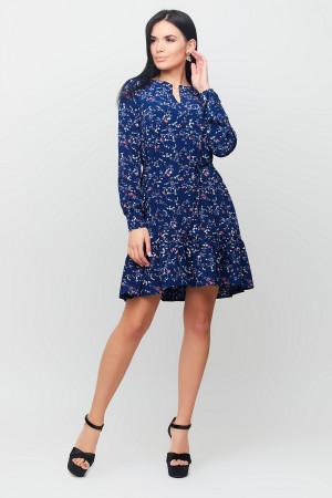 Сукня «Міллер» темно-синього кольору