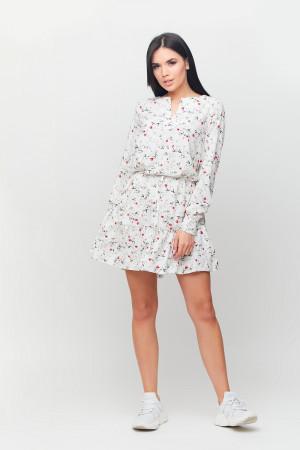 Сукня «Міллер» білого кольору