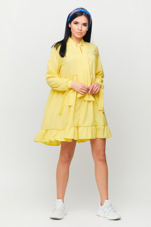 Сукня «Леслі» жовтого кольору