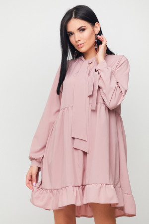 Платье «Лесли» розового цвета