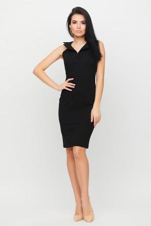 Сукня «Лестер» чорного кольору