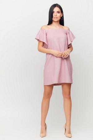 Платье «Каир» розового цвета