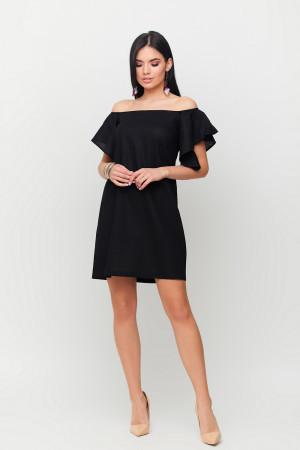 Платье «Каир» черного цвета