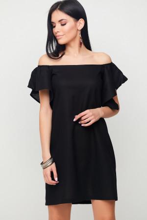 Сукня «Каір» чорного кольору