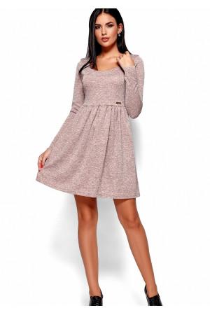Сукня «Канні» кольору пудри