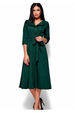 Сукня «Монако» темно-зеленого кольору