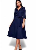 Сукня «Монако» темно-синього кольору