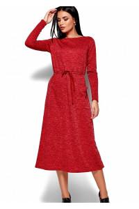 Сукня «Ніколетта» червоного кольору