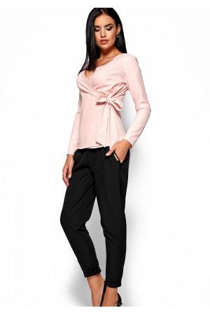 Блуза «Сабрина» персикового цвета