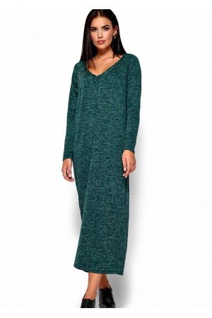 Сукня «Дороті» темно-зеленого кольору