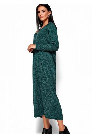 Платье «Дороти» темно-зеленого цвета