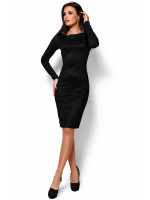 Платье «Люси» черного цвета