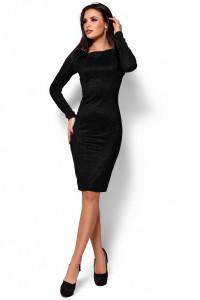 Сукня «Люсі» чорного кольору