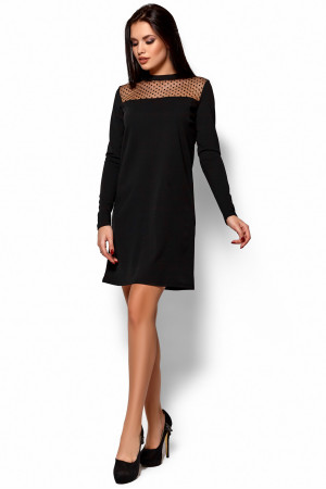 Сукня «Рубі» чорного кольору