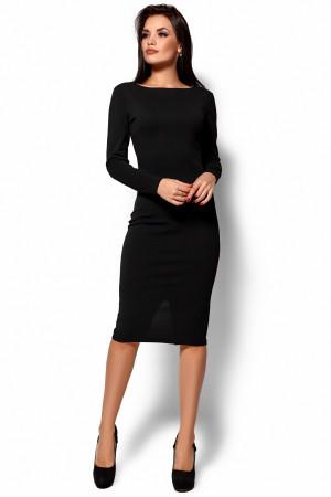 Сукня «Лола» чорного кольору