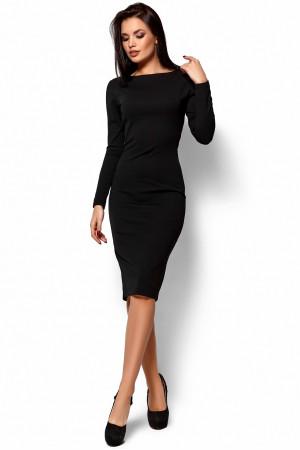 Платье «Лола» черного цвета