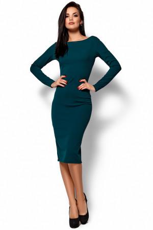 Сукня «Лола» темно-зеленого кольору