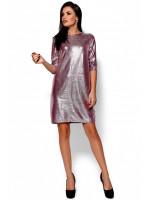 Платье «Ирен» розового цвета